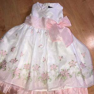 Toddler girls dress size 24 months